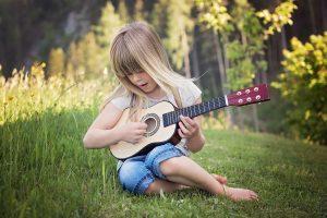 En avant la musique, activité pour les enfants